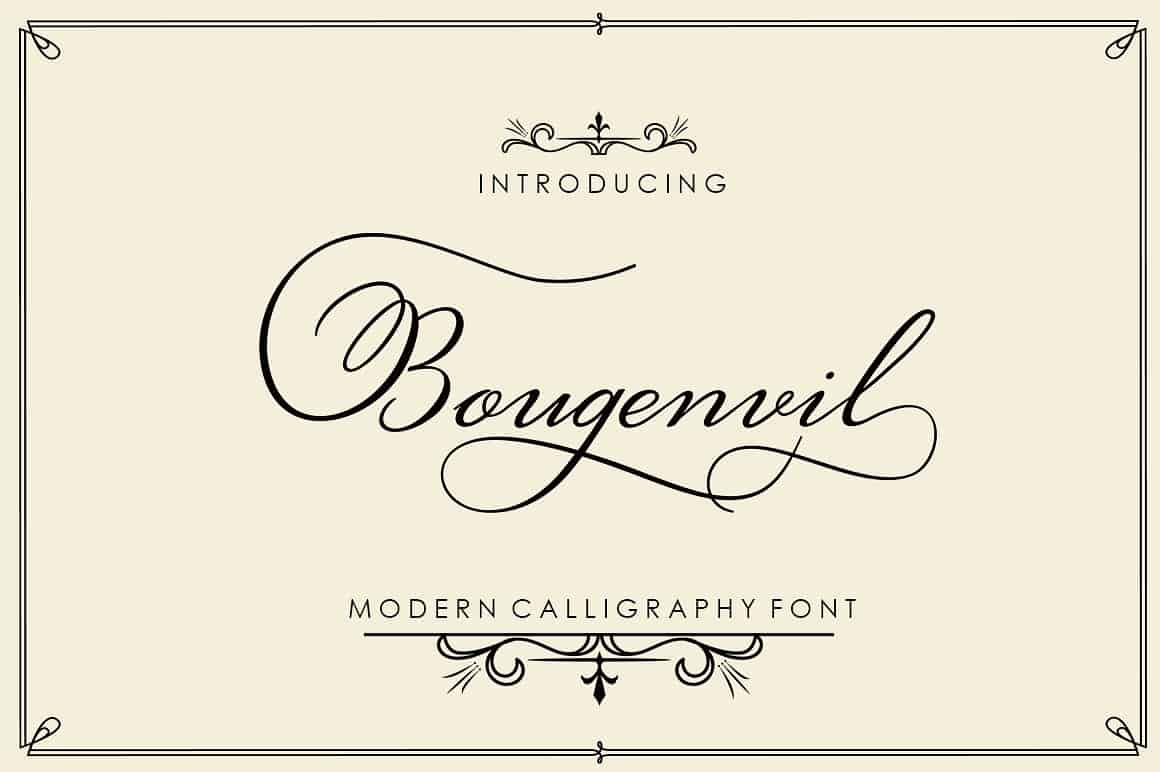 Hand Lettered Bundle: 9 Perfect Fonts - $12 ONLY - 1 min 8