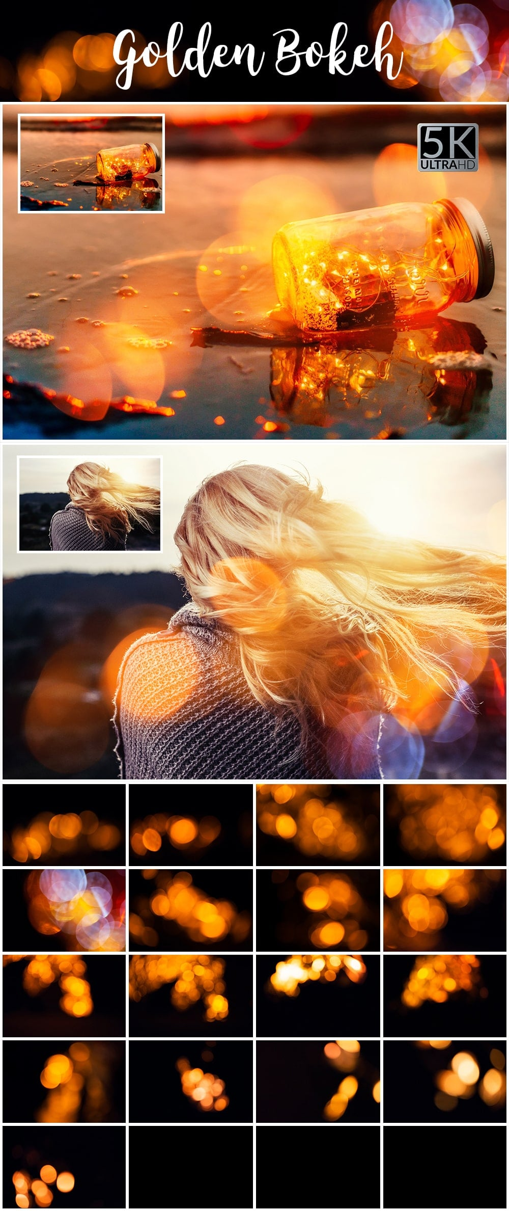 Over 11 400 Aesthetic Overlays Bundle SPECIAL OFF 98% - 12 Golden Bokeh min