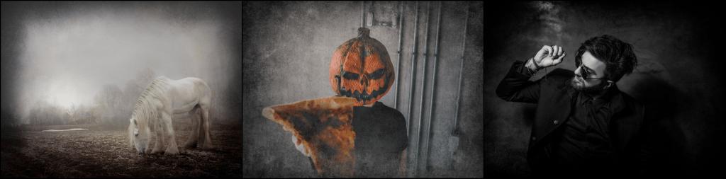 1260+ Halloween Overlays in 2020 - 30 1024x253 min