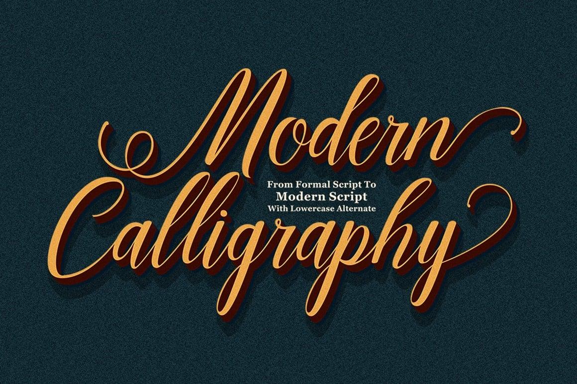 16 Handwritten Fonts - $15 ONLY - 4 min 3