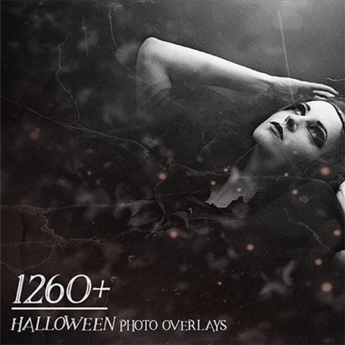 1260+ Halloween Overlays Bundle - just $25 - 600 7 490x490