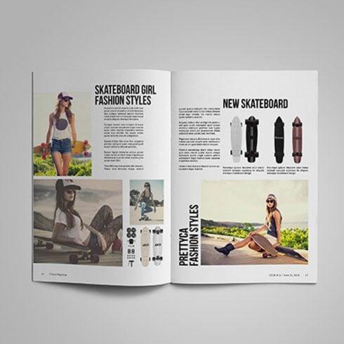 Firtana Magazines A4/US Letter - just $5 - Master Bundles