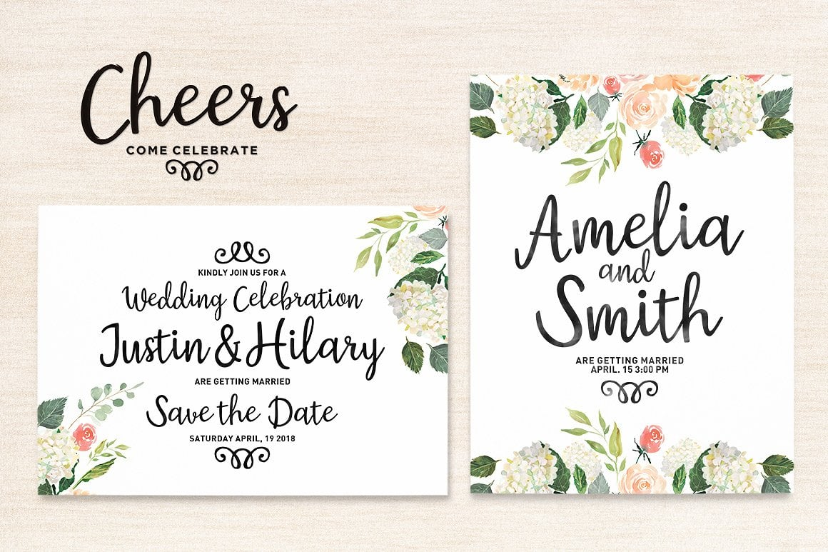 Hand Lettered Bundle: 9 Perfect Fonts - $12 ONLY - 7
