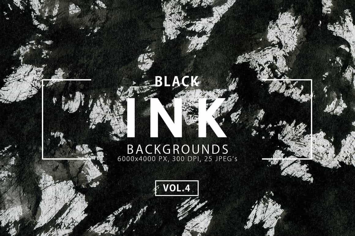 Ink&Marble Backgrounds & Textures Bundle: 900+ IMAGES - $18 Only - Black Ink Backgrounds 4 prev1 min