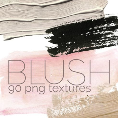 90 Powder Textures - just $15 - Blush 490x490