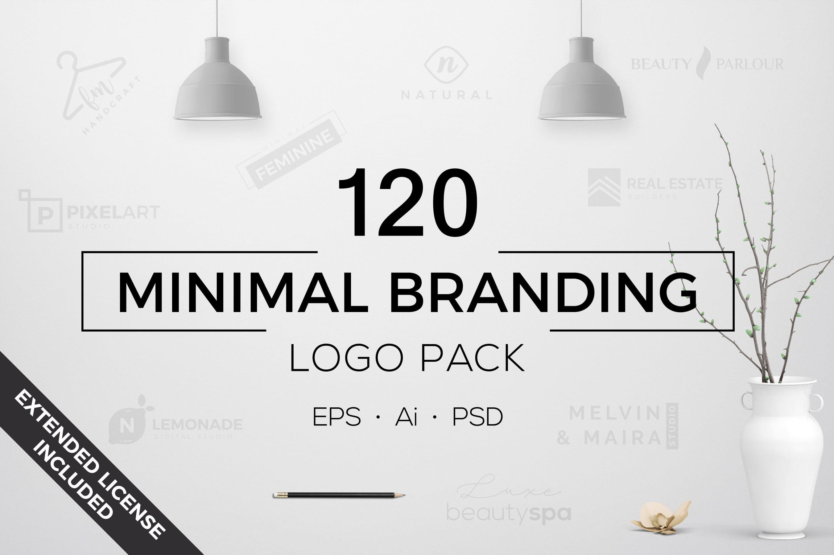 520 Premade Logo Bundle
