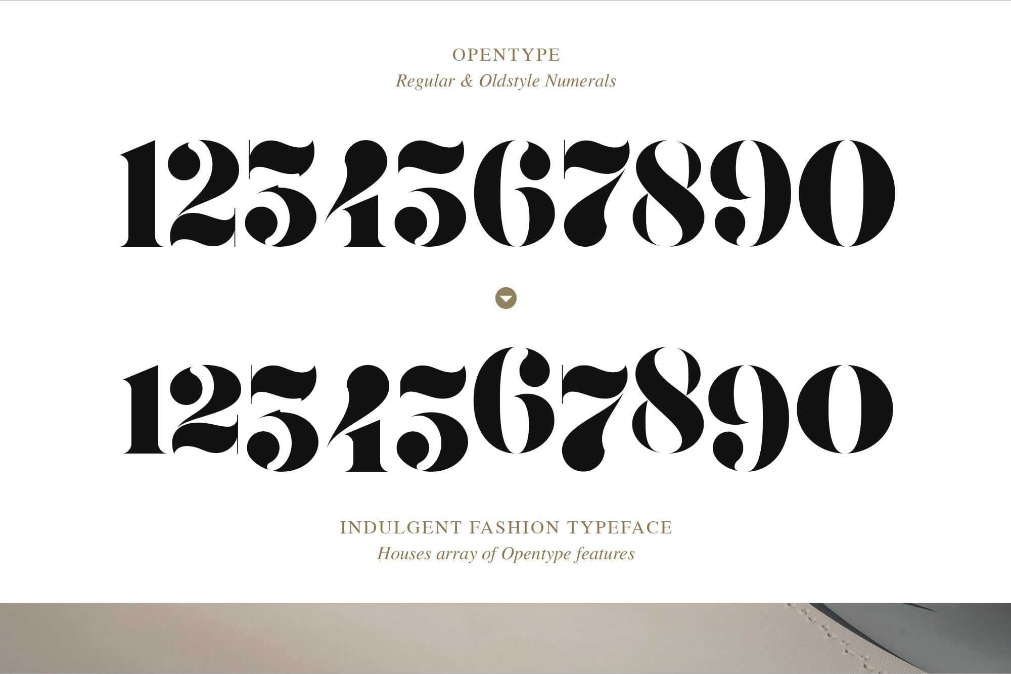 Simple Fonts - 33 Fonts in 13 Families Bundle - Giaza 4 min 1