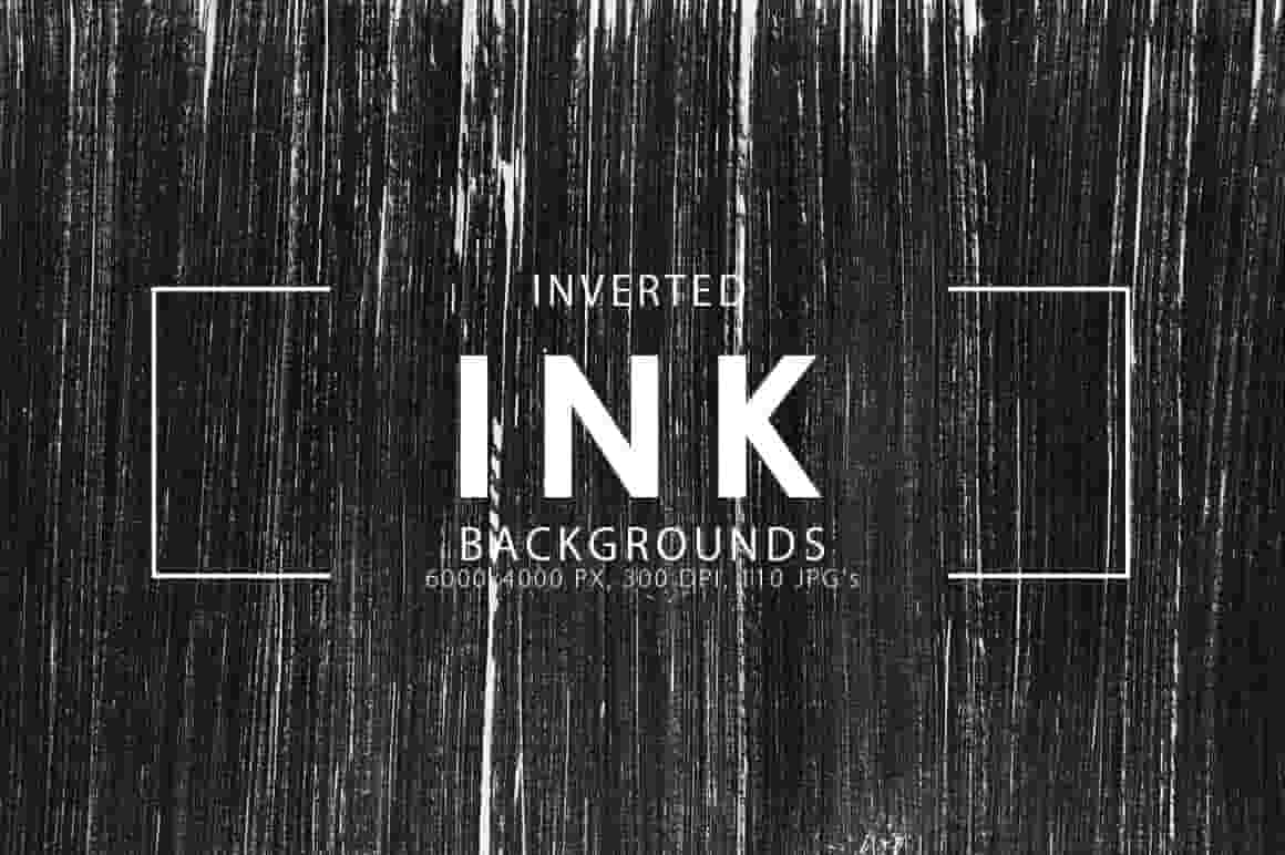 Ink&Marble Backgrounds & Textures Bundle: 900+ IMAGES - $18 Only - Inverted Ink Backgrounds prev1 min