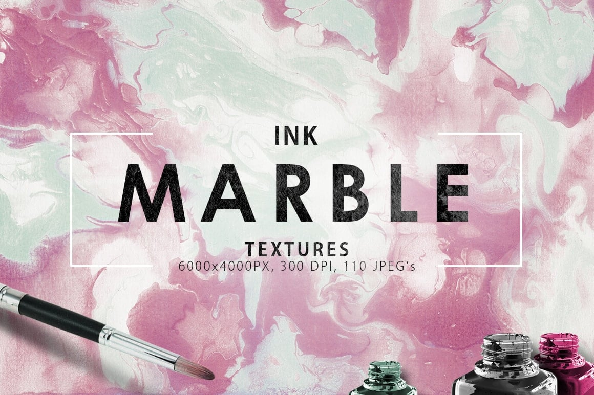 Ink&Marble Backgrounds & Textures Bundle: 900+ IMAGES - $18 Only - Marble Ink Textures prev1 min