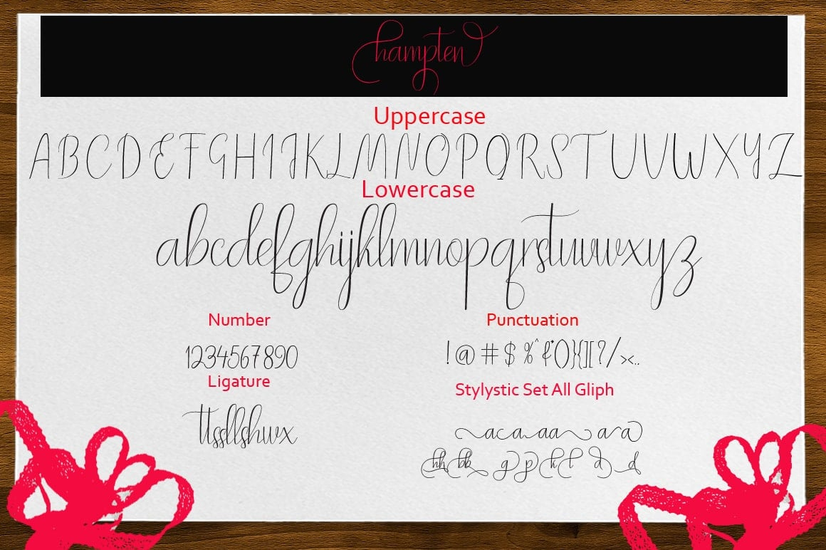 16 Handwritten Fonts - $15 ONLY - Untitled 9 min