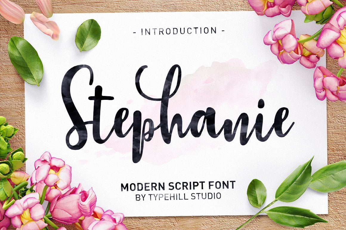 Hand Lettered Bundle: 9 Perfect Fonts - $12 ONLY - cover min 1