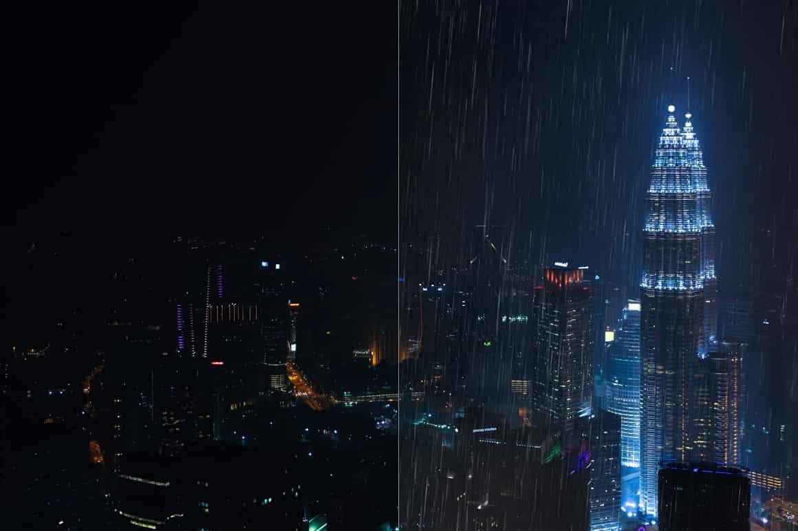 525 Overlays: Rain, Snow, Lightning - just $15 - prev 3 min 2