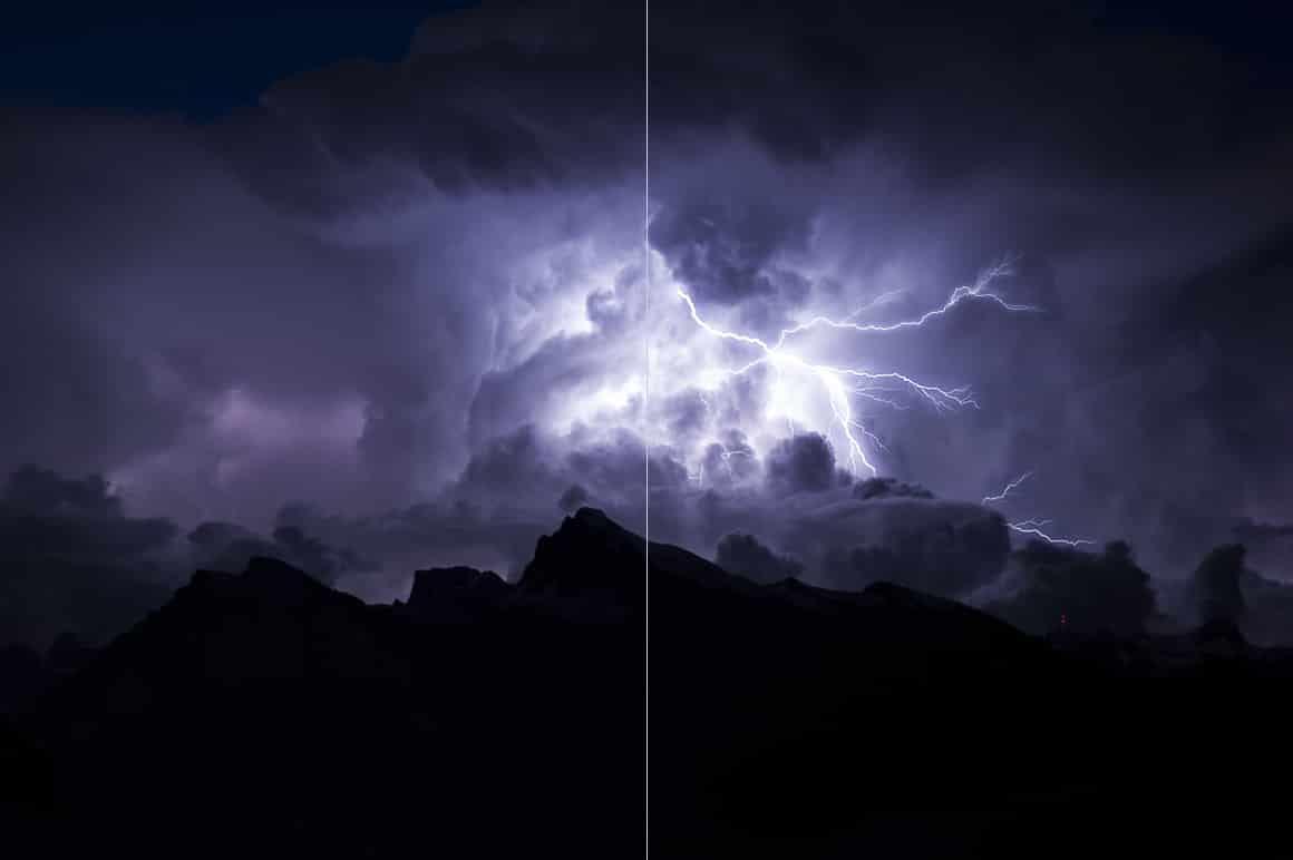 525 Overlays: Rain, Snow, Lightning - just $15 - prev 4 min 1