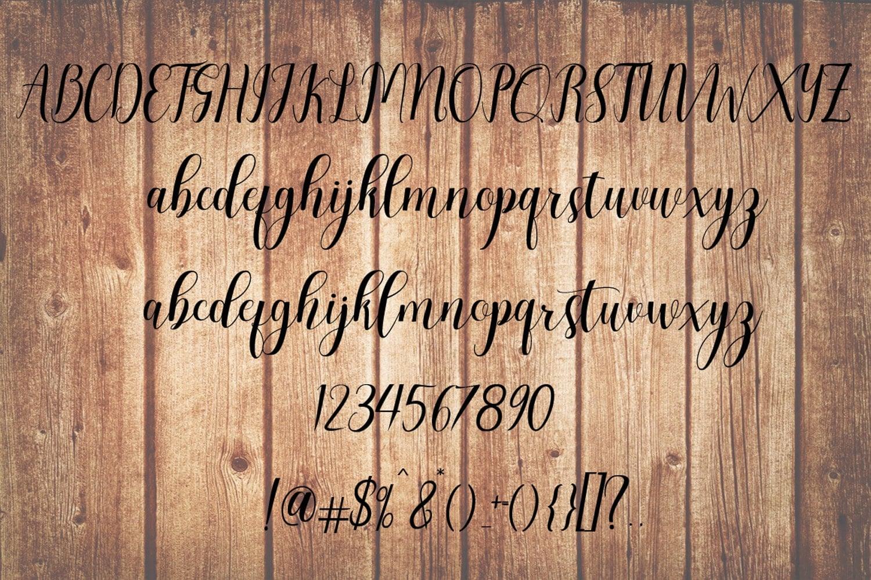 16 Handwritten Fonts - $15 ONLY - tampilan 5 min 1