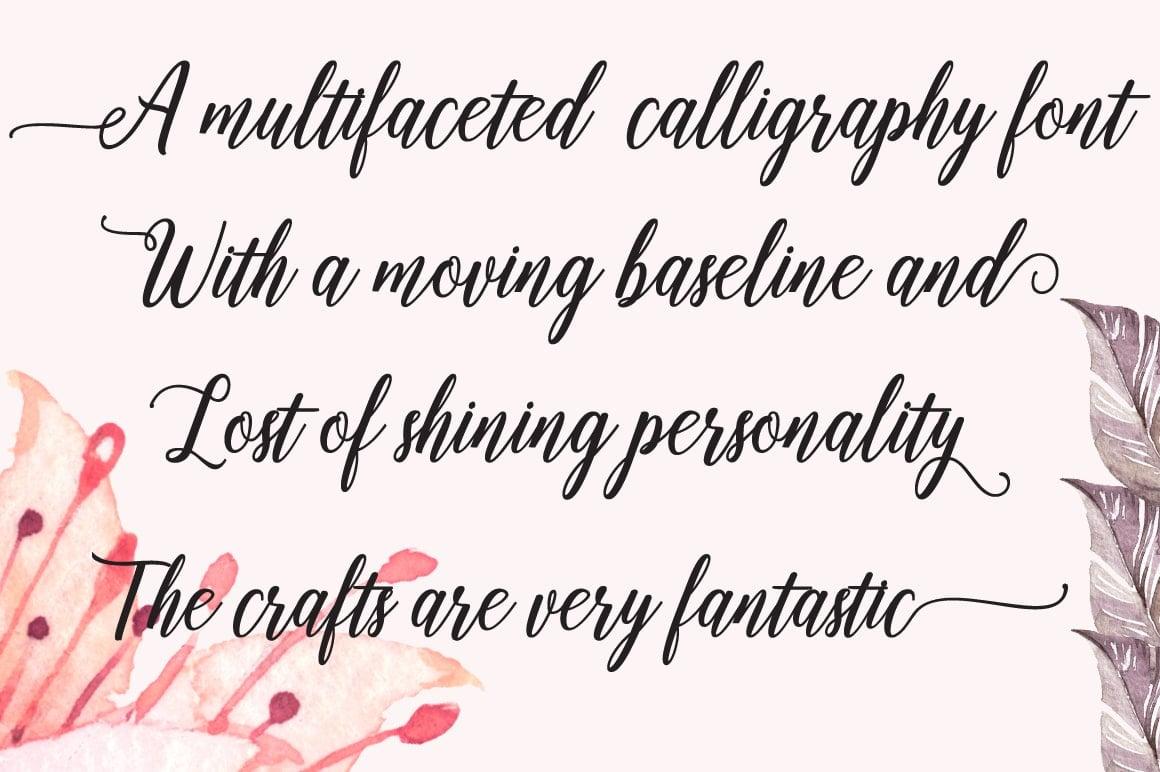 16 Handwritten Fonts - $15 ONLY - tampilan 7 min