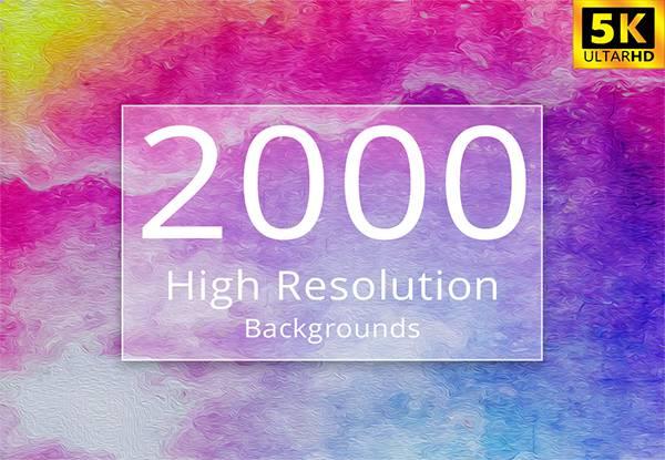 2000+ High Resolution Digital Backgrounds Bundle - $29 - 2000 High Resolution Backgrounds