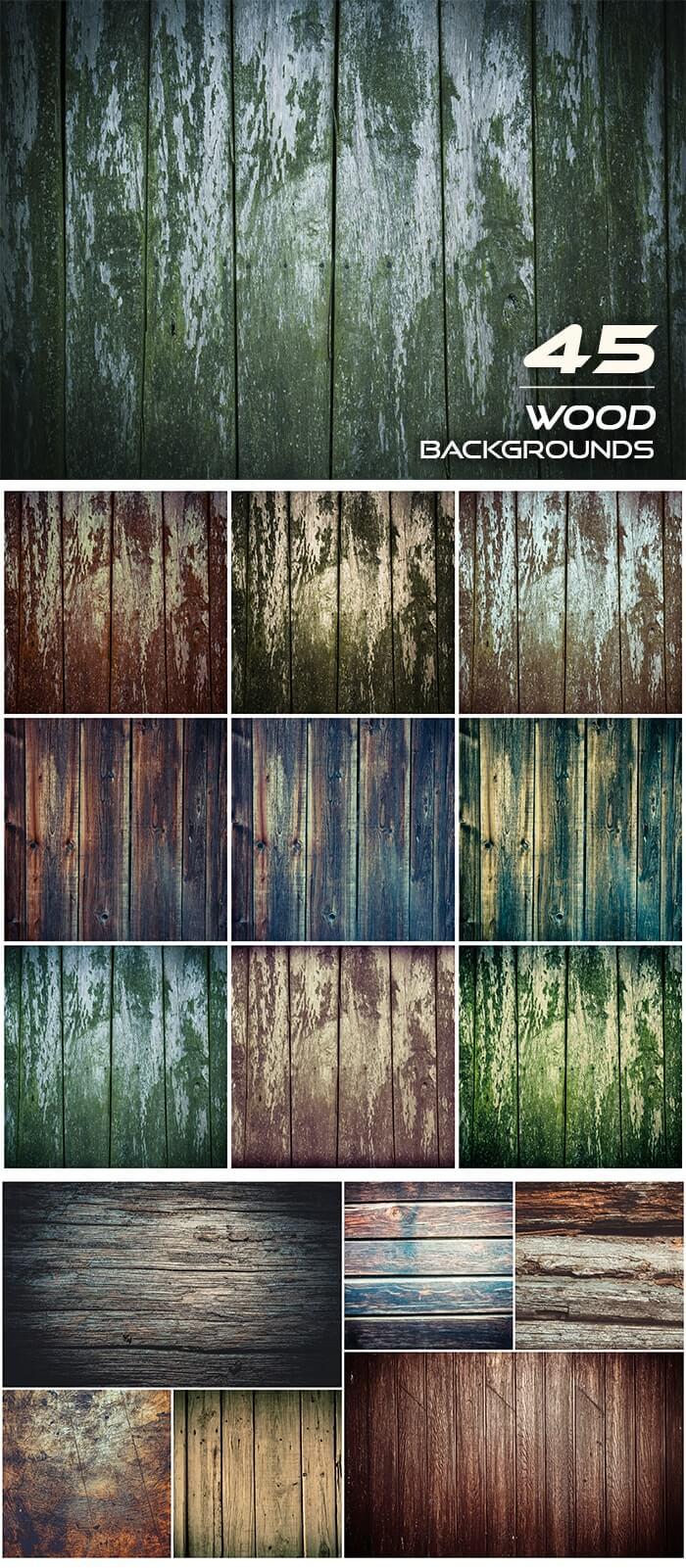 2000+ High Resolution Digital Backgrounds Bundle - $29 - 45 Wood Backgrounds