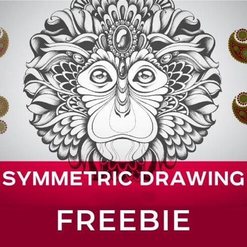 Geometric Symmetric Templates Free - 600 4 490x490