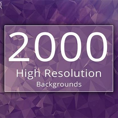 2000+ High Resolution Digital Backgrounds Bundle - $29 - 600 41