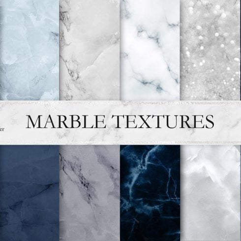 Marble Digital Paper  - $4 ONLY - 600 42 490x490