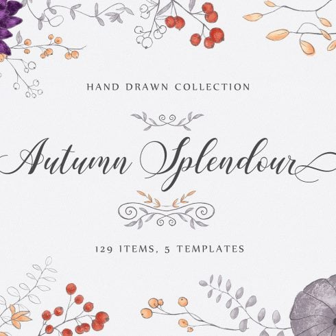 100+ Amazing Floral Patterns and Elements -  only $24 - 600 7 490x490