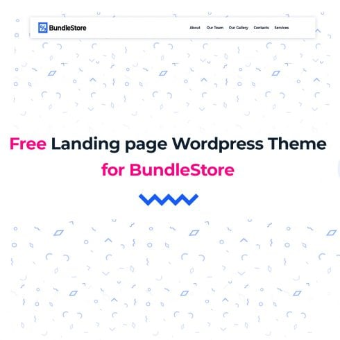 Free Landing Page Wordpress Theme to Start Online Business - 600 9 490x490