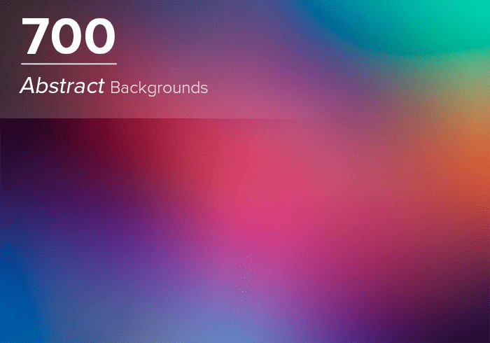 2000+ High Resolution Digital Backgrounds Bundle - $29 - 700 Abstract Backgrounds Main
