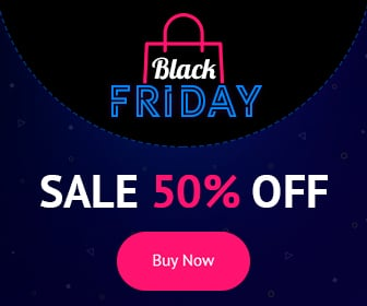 18+ Black Friday Banners: Google AdSense and  Social Media Banners - just $10 - BlackFriday 336x280 en