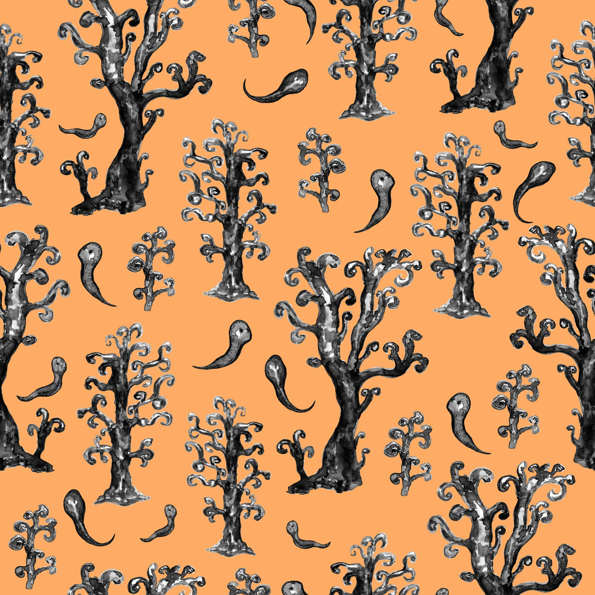 10+ Best Halloween Patterns in 2020:  11 Patterns - just $7 - pattern1 min
