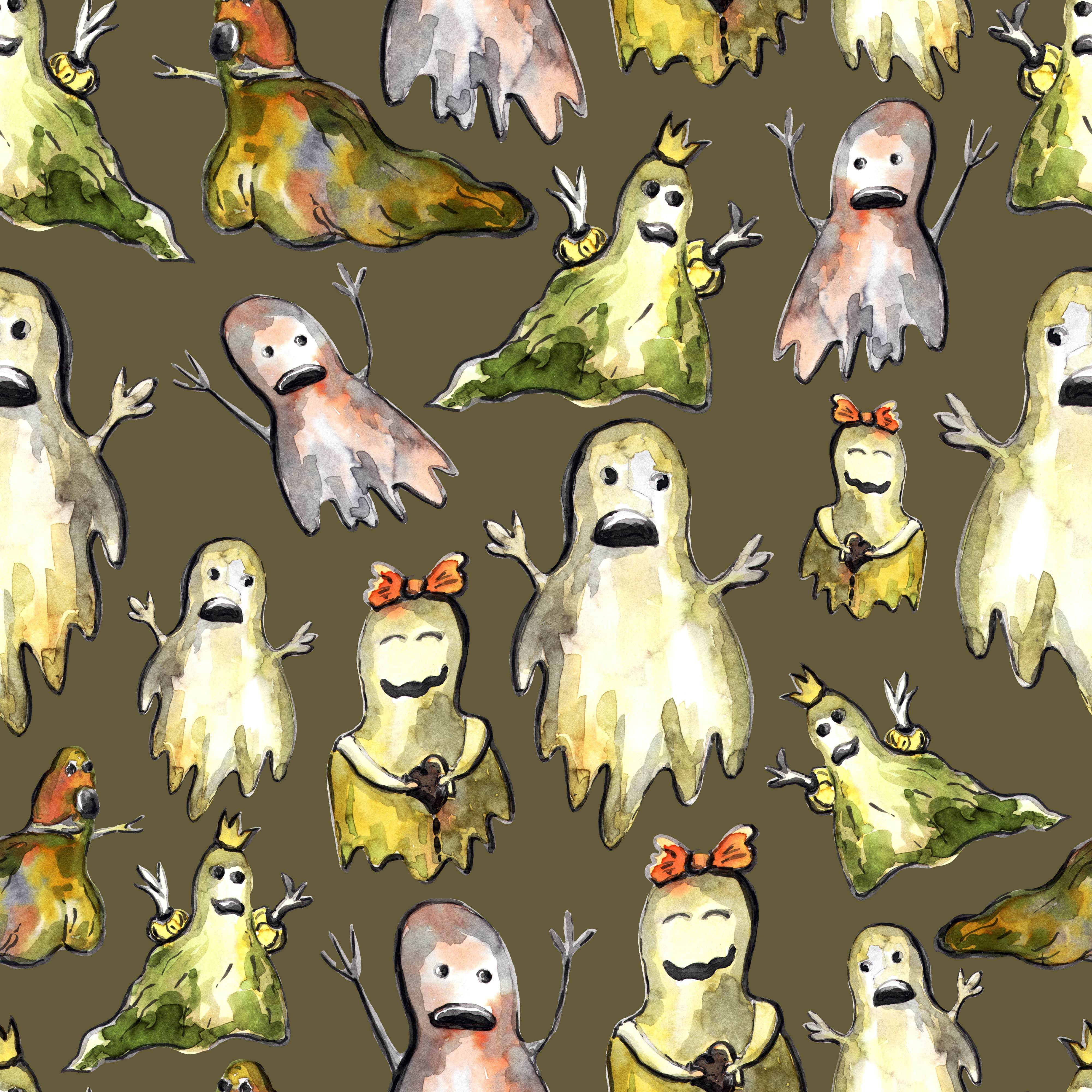 10+ Best Halloween Patterns in 2020:  11 Patterns - just $7 - pattern3 min