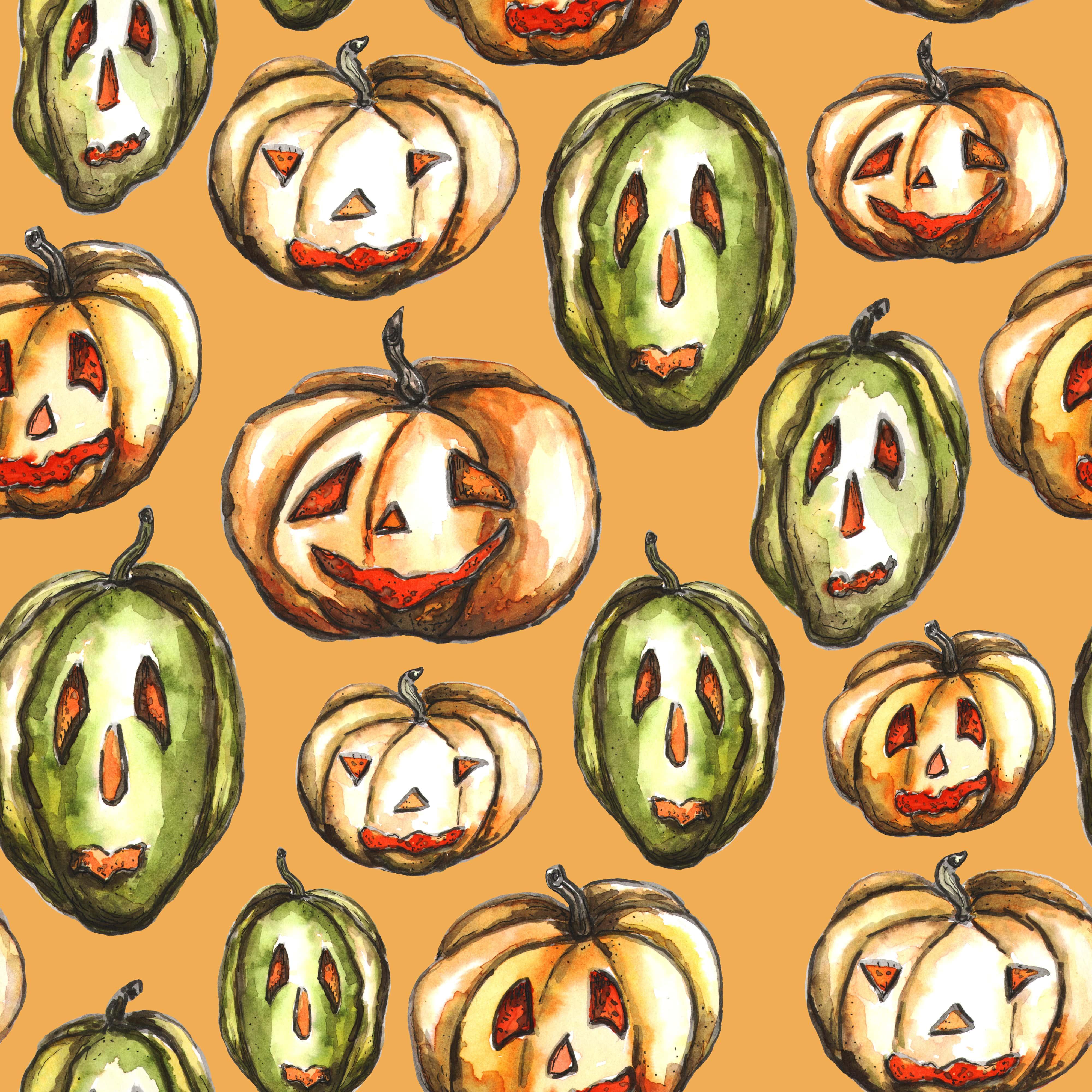 10+ Best Halloween Patterns in 2020:  11 Patterns - just $7 - pattern6 min