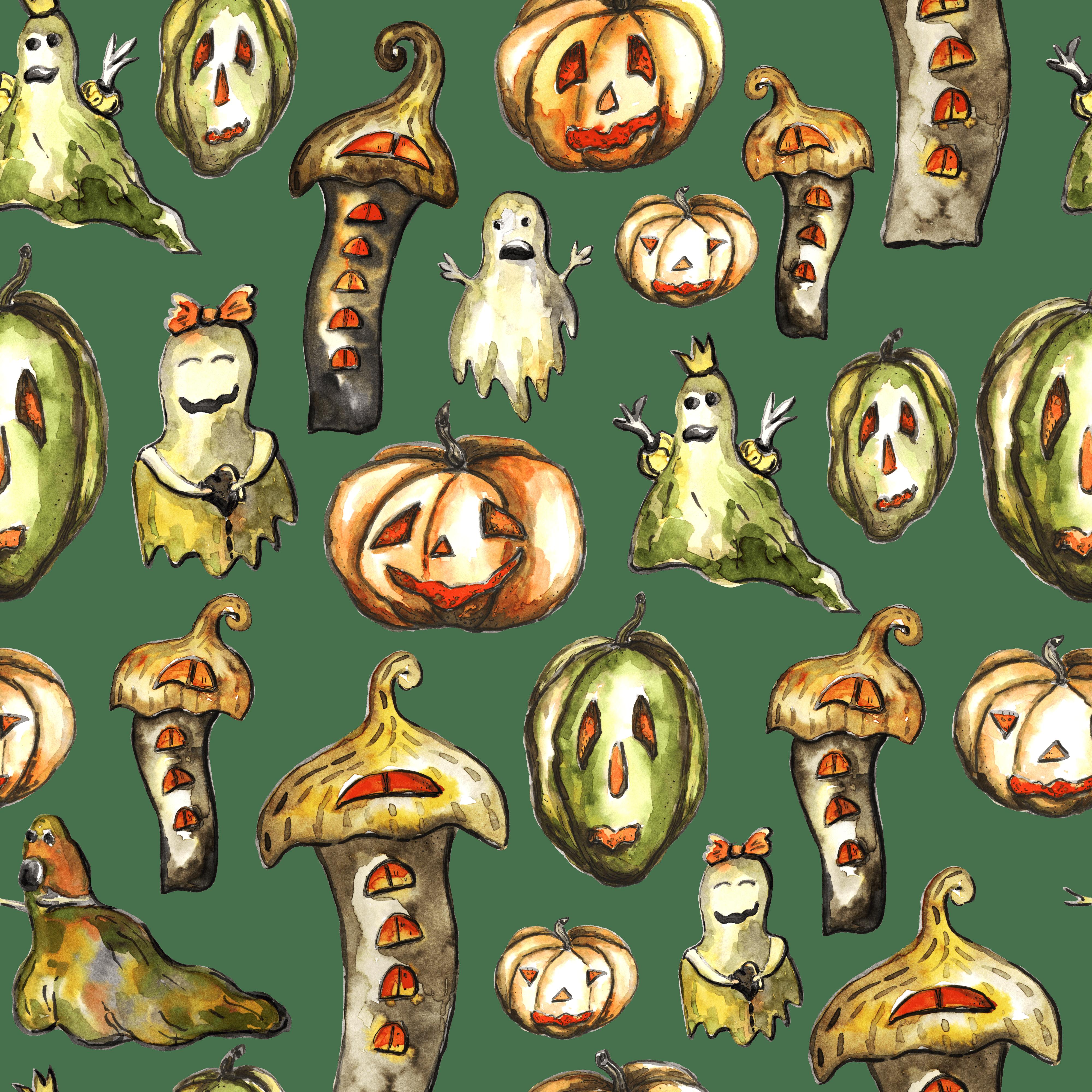10+ Best Halloween Patterns in 2020:  11 Patterns - just $7 - pattern7 min