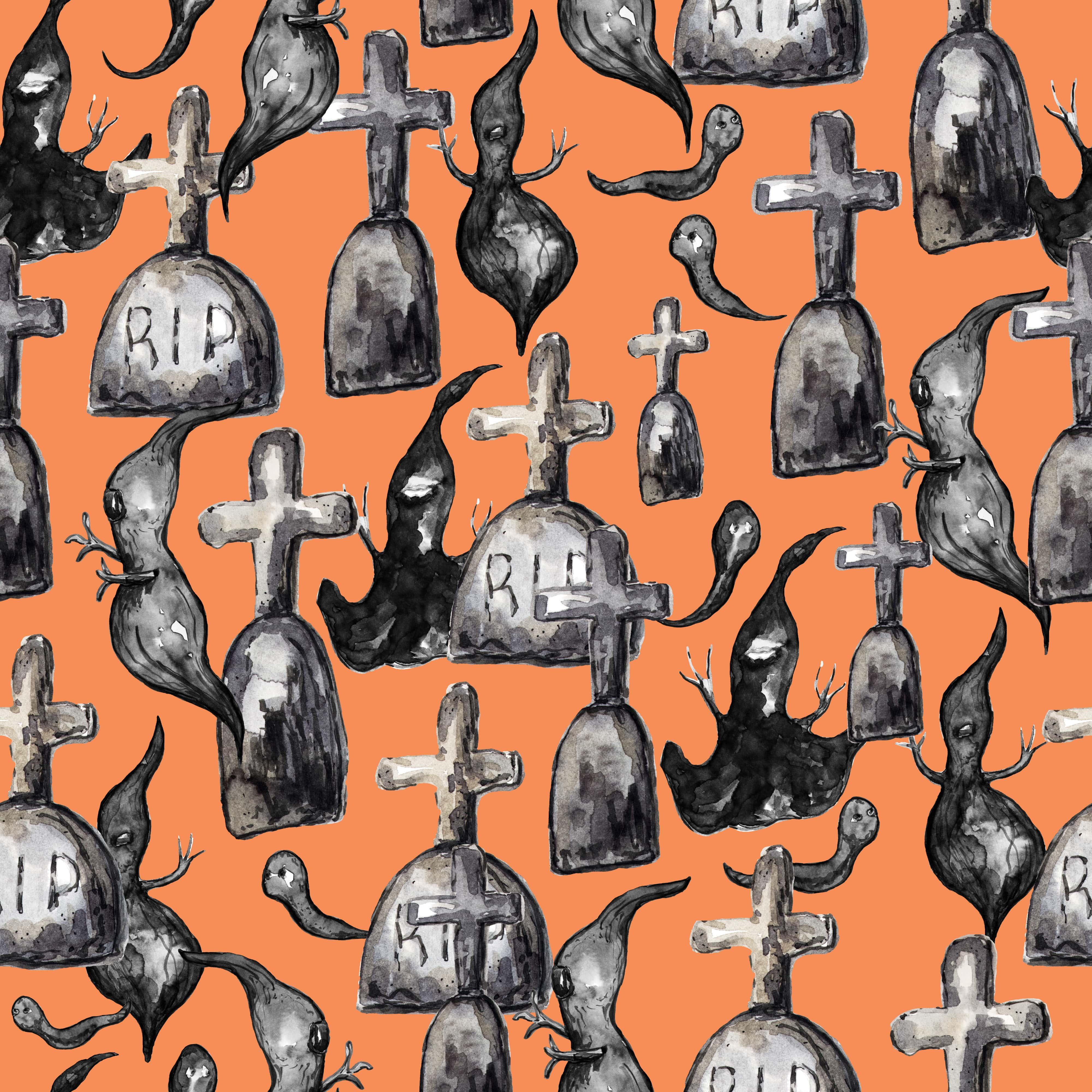 10+ Best Halloween Patterns in 2020:  11 Patterns - just $7 - pattern9 min