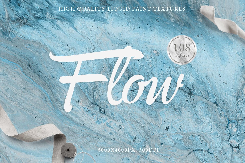 Flow Liquid Textures