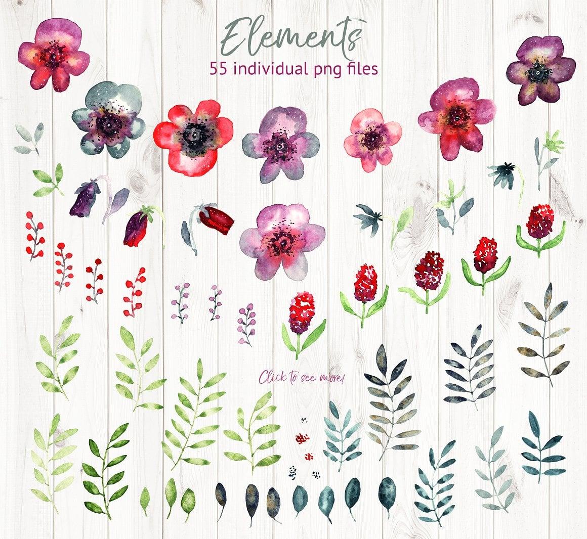 Heartsease Watercolor Wreath Creator - $10 ONLY - presentation4 1 4