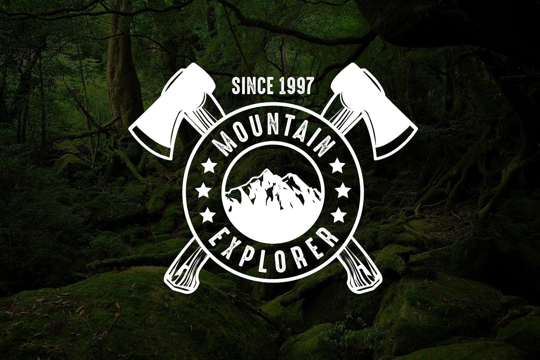 67 Vintage Badges & Logo - just $15 - preview3