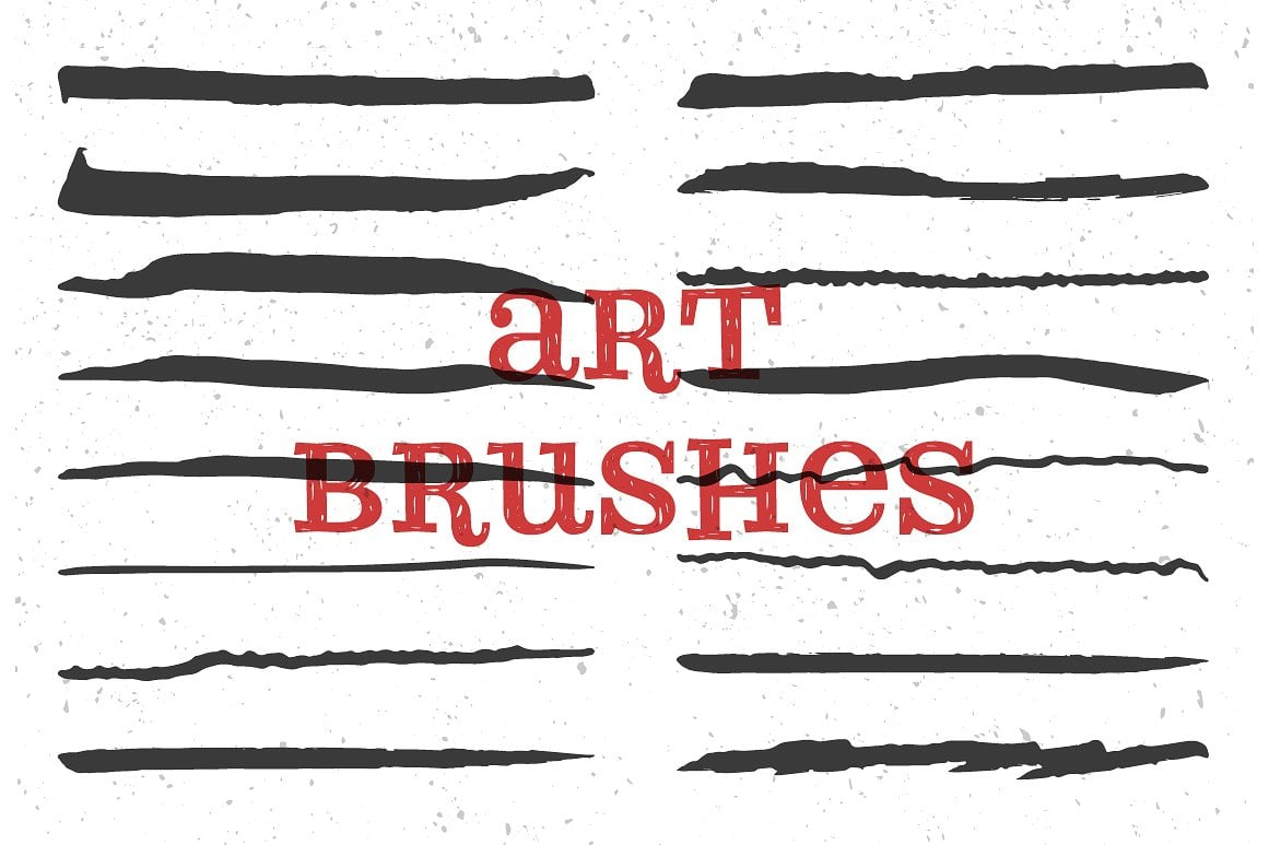 Hand Made Brushes & Patterns - $5 ONLY - view 04 1 1