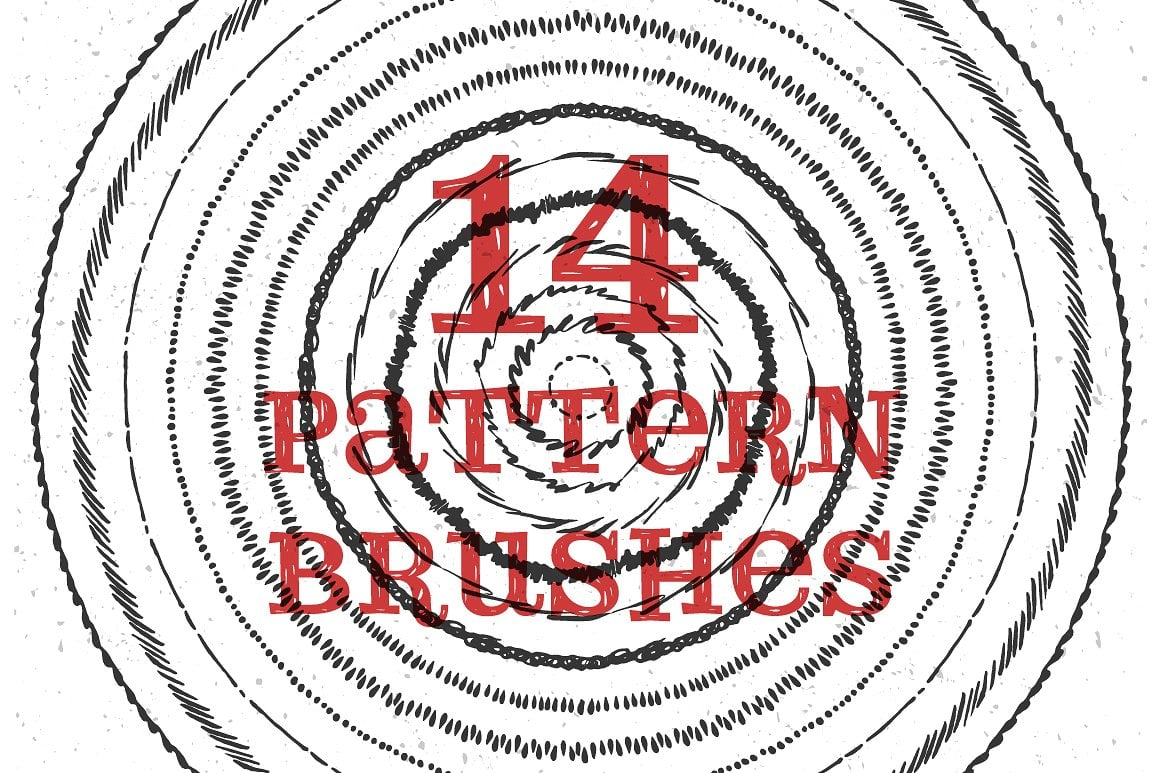 Hand Made Brushes & Patterns - $5 ONLY - view 05 1 1