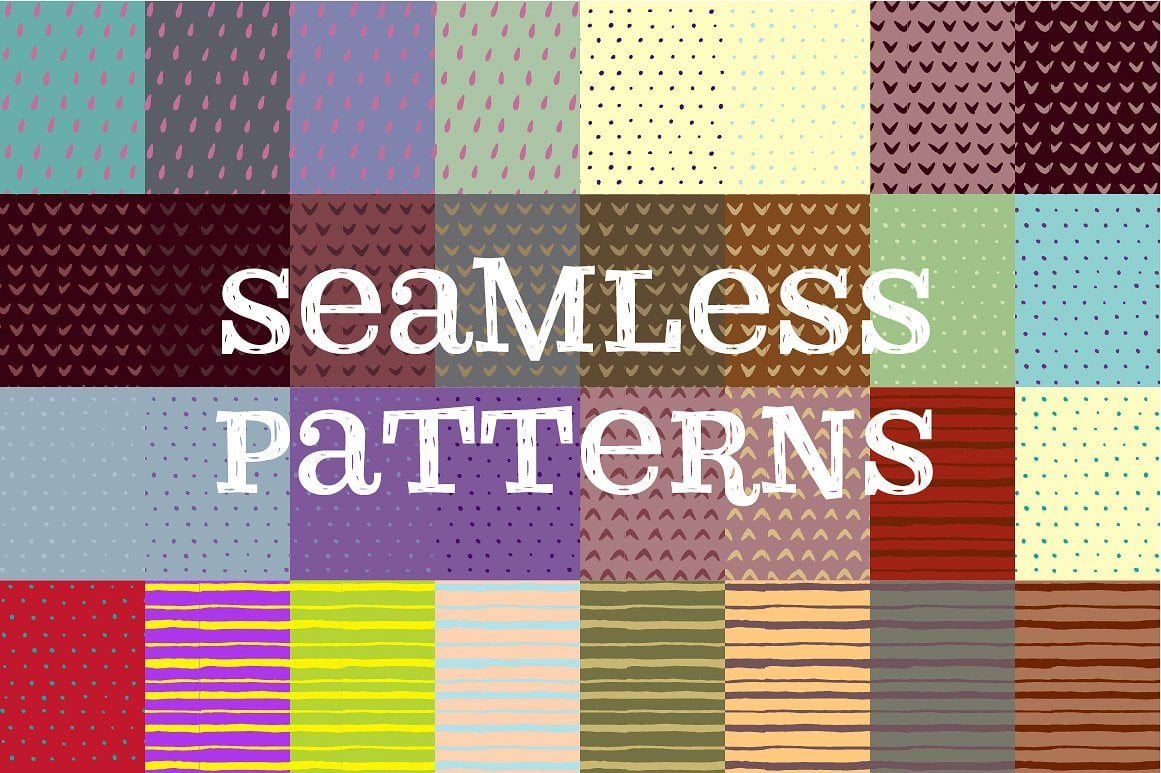 Hand Made Brushes & Patterns - $5 ONLY - view 07 1 1