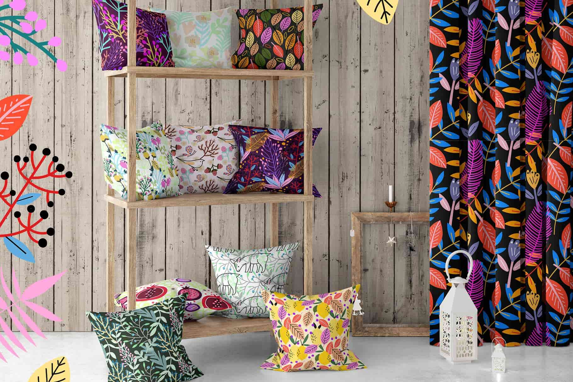 Scandi Garden: Graphic & Pattern Collection