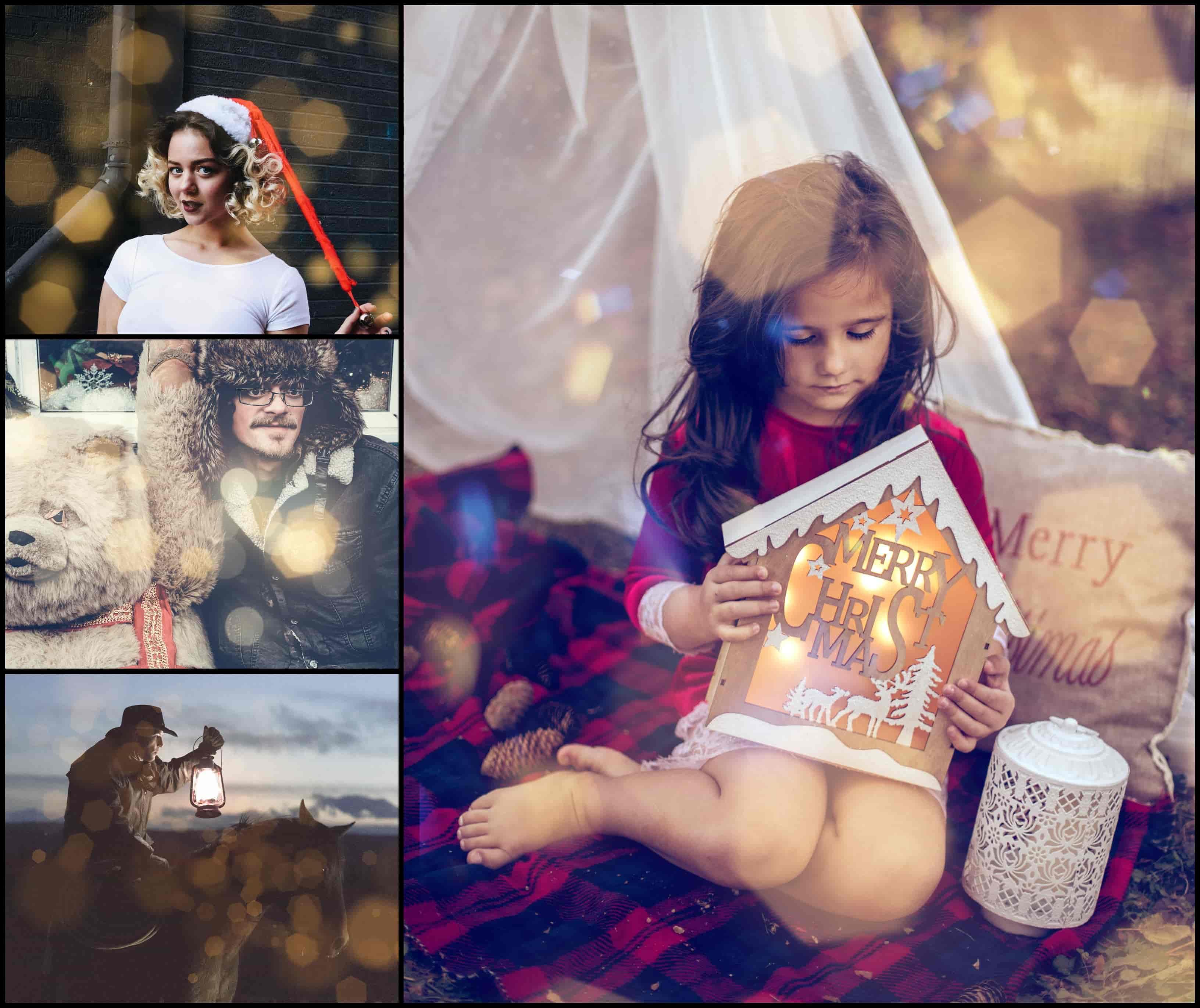 2500+ Christmas & Winter Overlays Bundle - $29 - 10 min