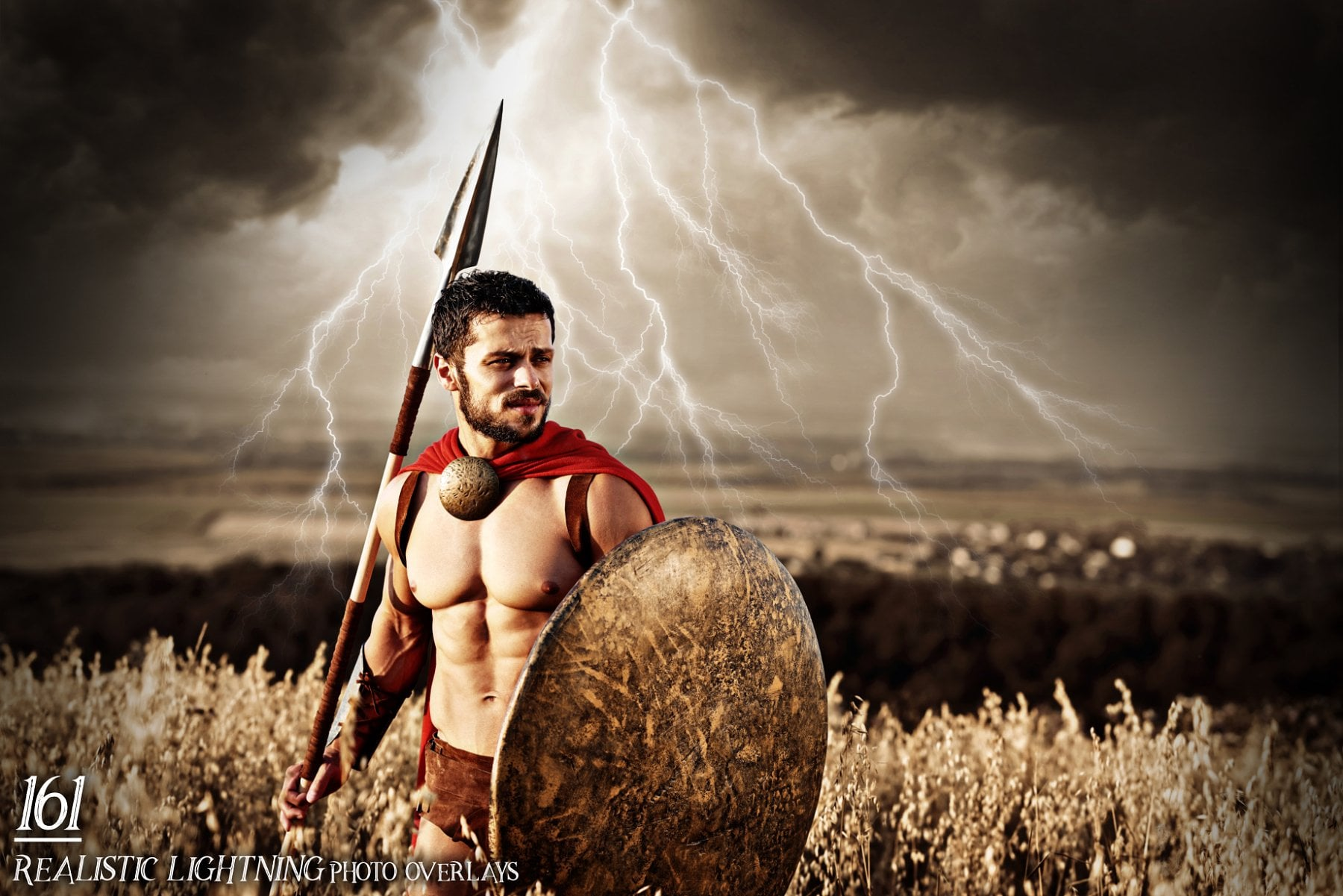 160+ Realistic Lightning Overlays - $15 - 14 min