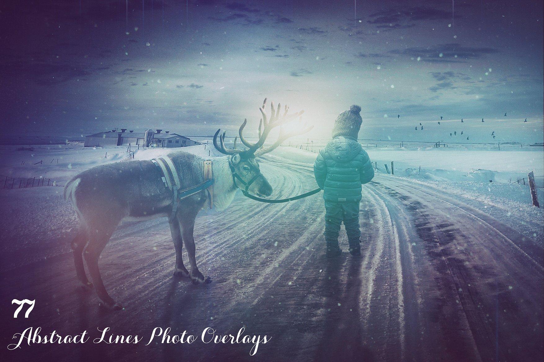 2500+ Christmas & Winter Overlays Bundle - $29 - 25 min