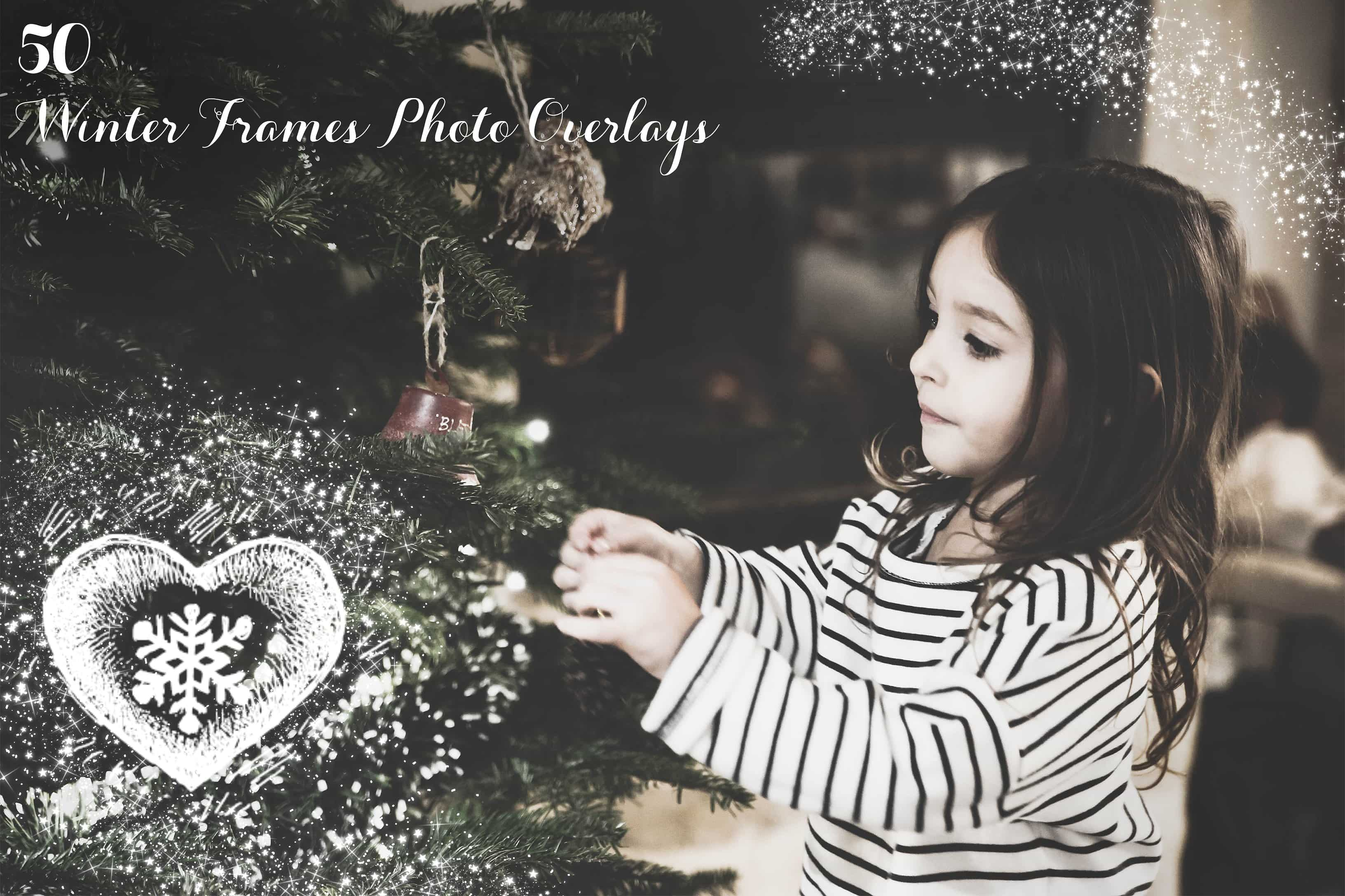2500+ Christmas & Winter Overlays Bundle - $29 - 28 min