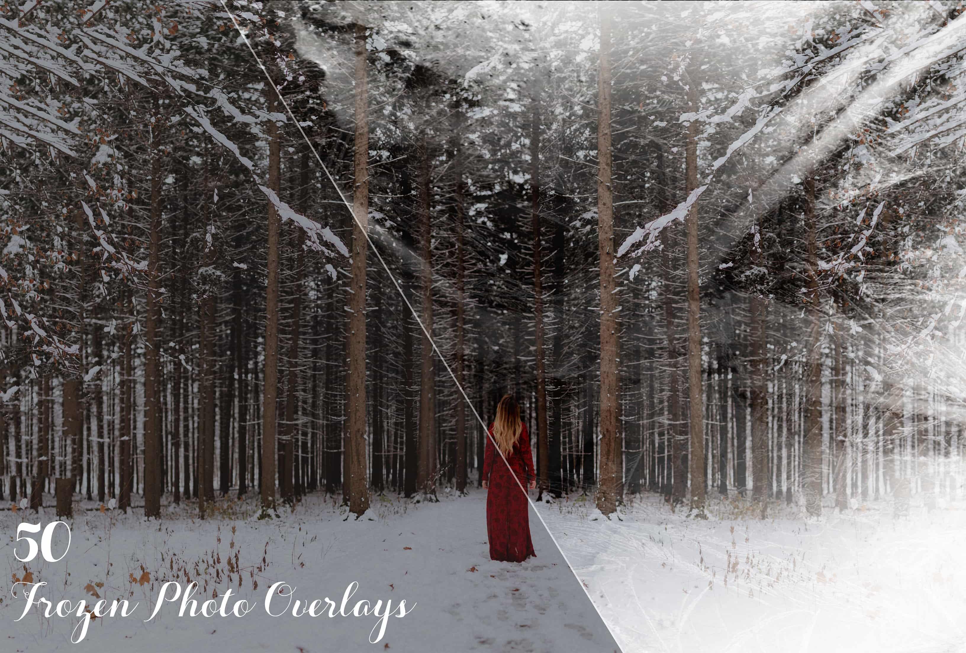 2500+ Christmas & Winter Overlays Bundle - $29 - 29 min