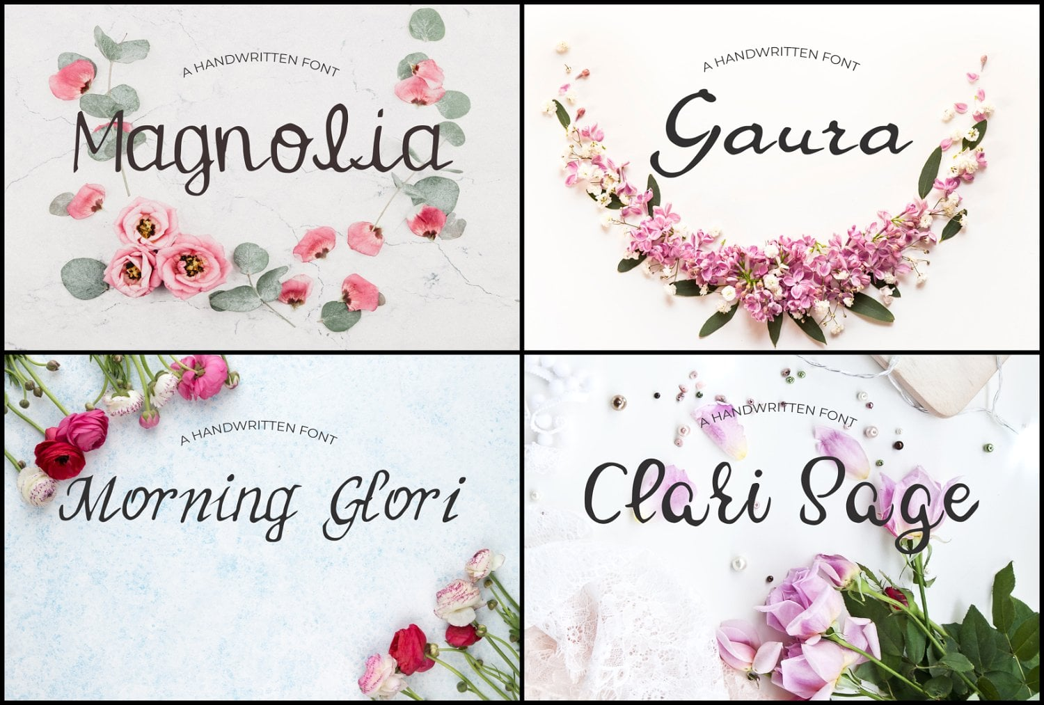 15 Creative Handmade Fonts - $19 ONLY - 3