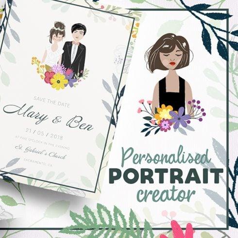30+ Best Wedding Invitation Templates 2020: Free and Premium - 3 2 490x490