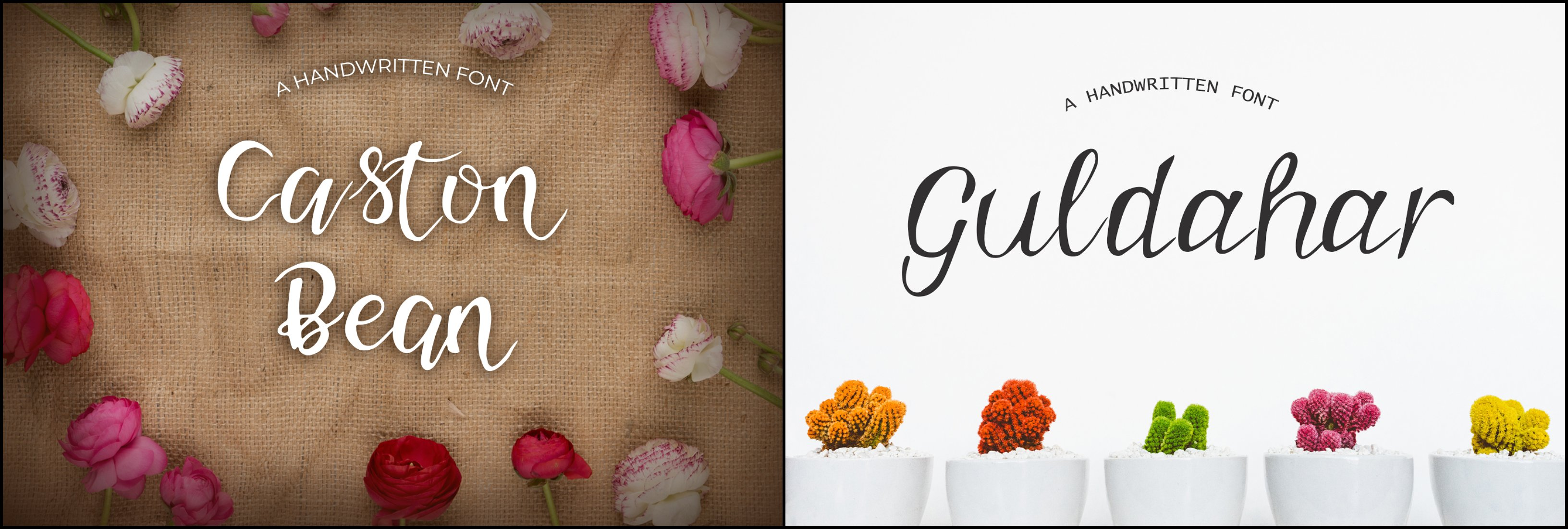 15 Creative Handmade Fonts - $19 ONLY - 5