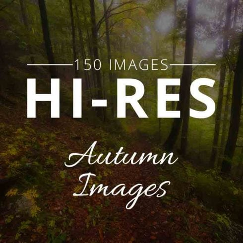 150 Big Autumn Stock Photo Bundle 2020 - $29 - 600 7 490x490