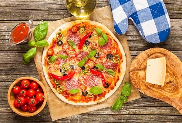 Italian Food Stock Photography Bundle
